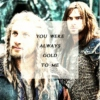 you were always gold to me | a fanmix for fíli & kíli
