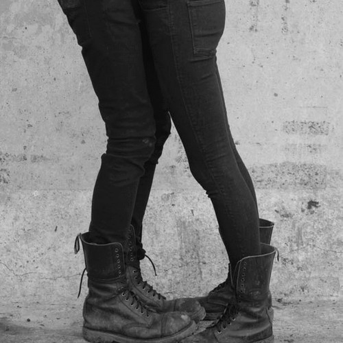 he's got a girlfriend anyway