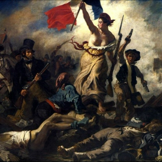 In French : Révolution