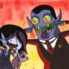 Marceline and her Dad
