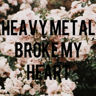 HEAVY METAL BROKE MY HEART