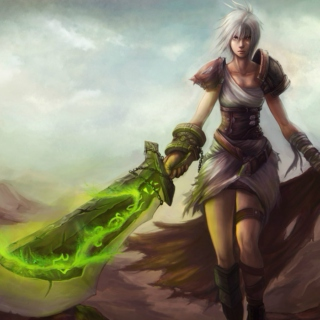 League of Legends Instrumental: Riven