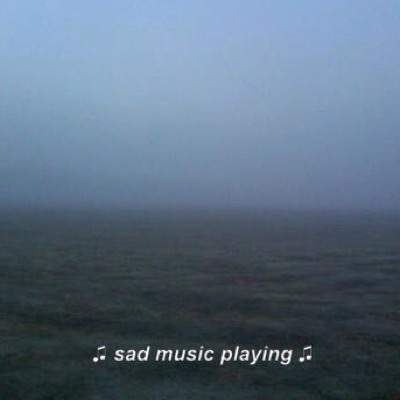 I remember the songs that made you cry