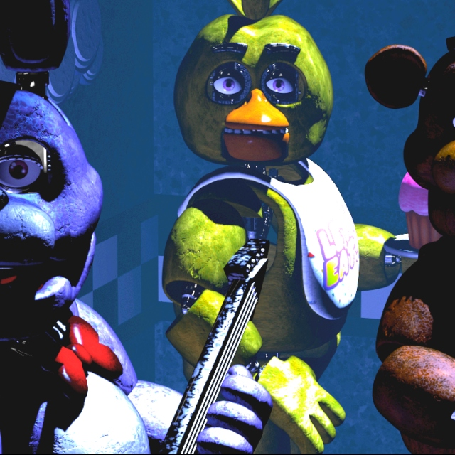five nights in hell