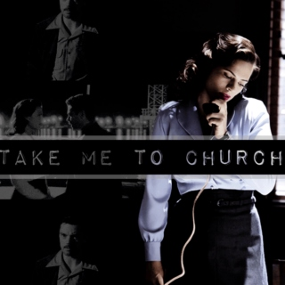 Take Me To Church: Howard/Peggy