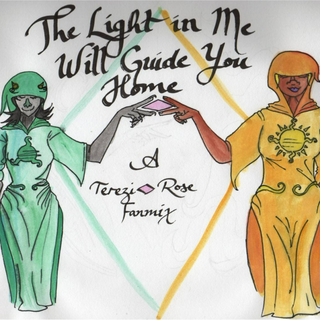 The Light in Me Will Guide You Home