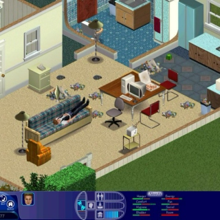 The Sims / SimCity *mix 1