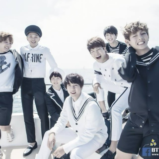 turn up ft. bangtan