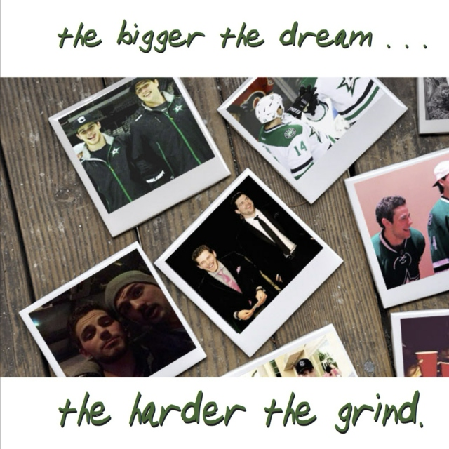the bigger the dream the harder the grind