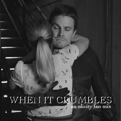 when it crumbles