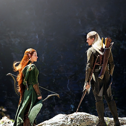 Unrequited; A Legolas and Tauriel Mix