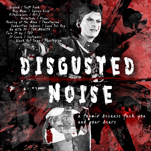 DISGUSTED NOISE