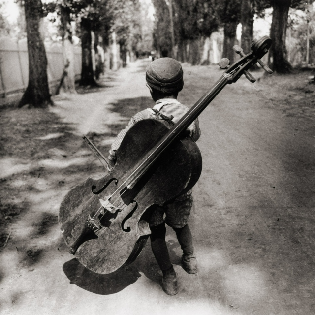 East to West: Cello