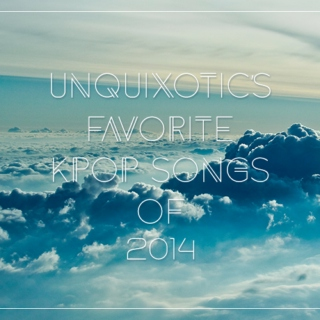 Favorite k-pop songs of 2014