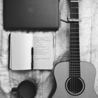 coffee & guitar