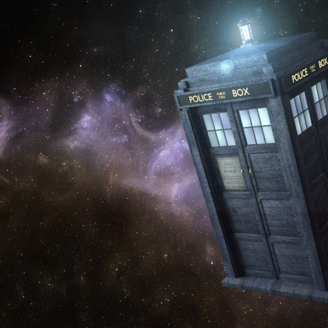 I Would Travel Through Space and Time For You