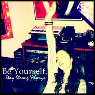 Be You & Stay Strong, Girl! Tracks
