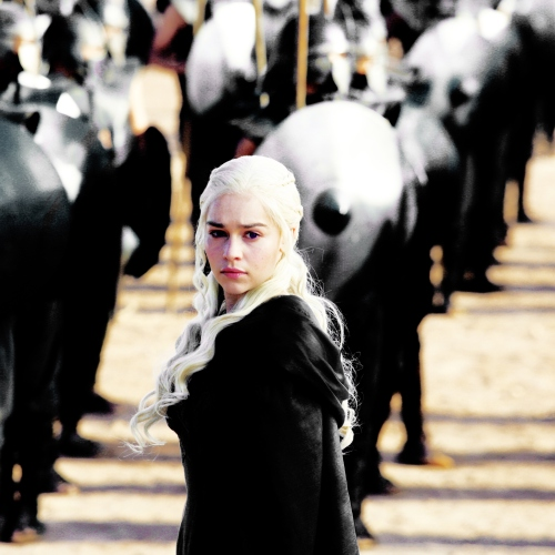 The Blood Of The Dragon: Daenerys Targaryen