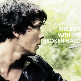 the boy with the broken halo