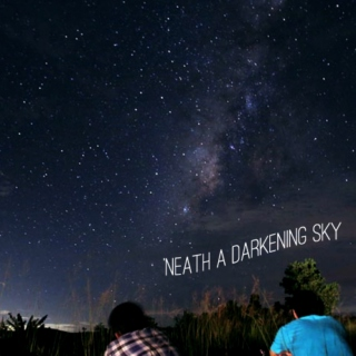 'Neath a Darkening Sky