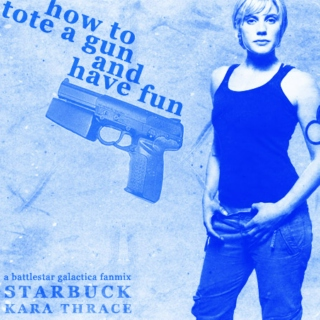 How To Tote A Gun And Have Fun