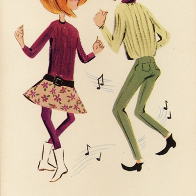 Dancing on a Friday Night in 1963