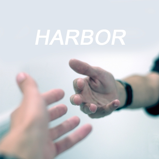 let me be your harbor.