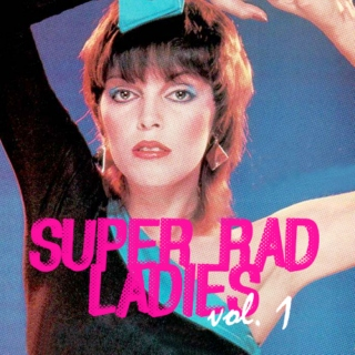 Super Rad Ladies Vol. 1