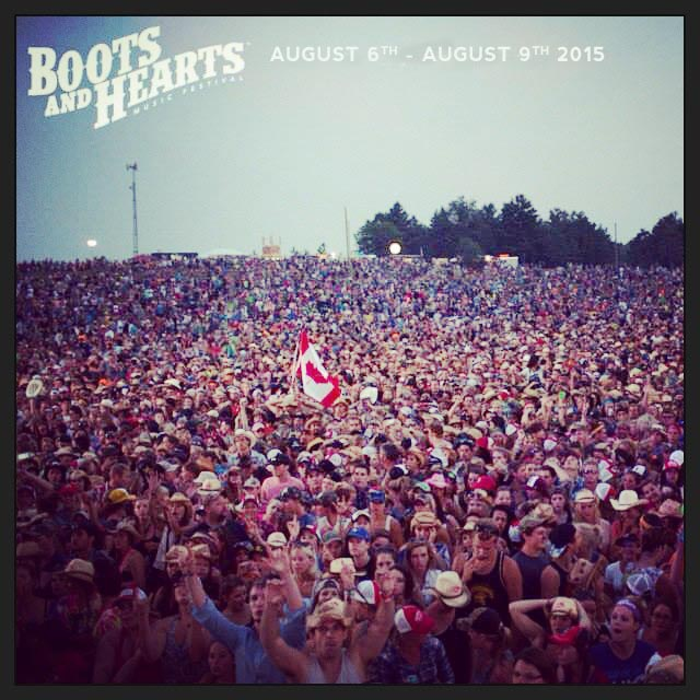 Boots and Hearts 2015