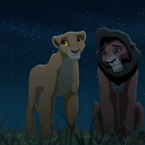 ~Kovu~ *Maybe There's a Darkness in me too*