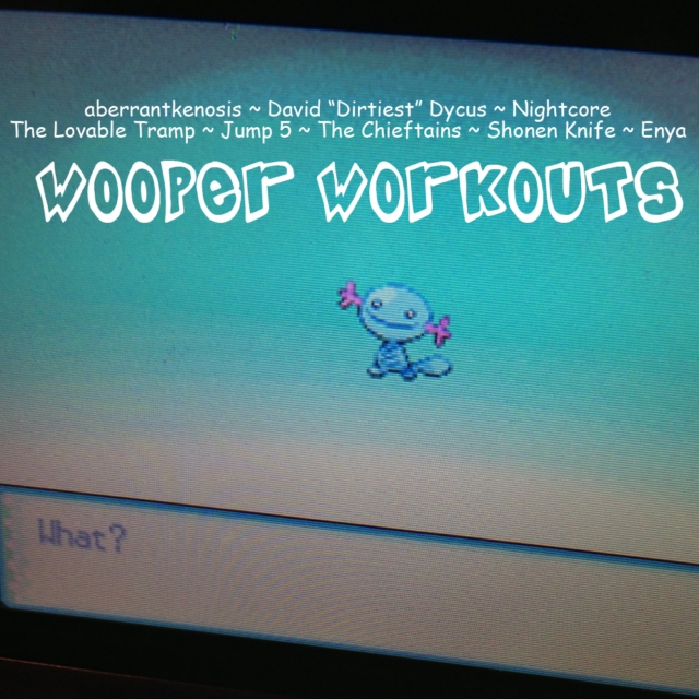 wooper workouts