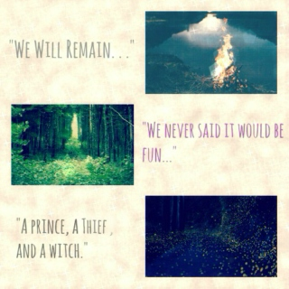 """We Will Remain. . ."""