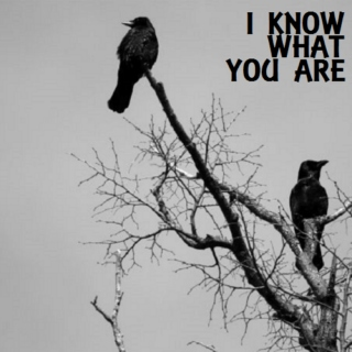 I Know What You Are