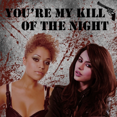 You're My Kill of the Night - Villain AU