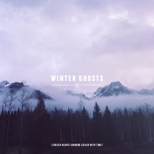 winter ghosts