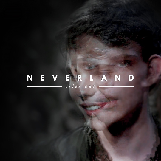 neverland cries out