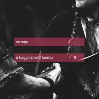 No way - a bagginshield fanmix