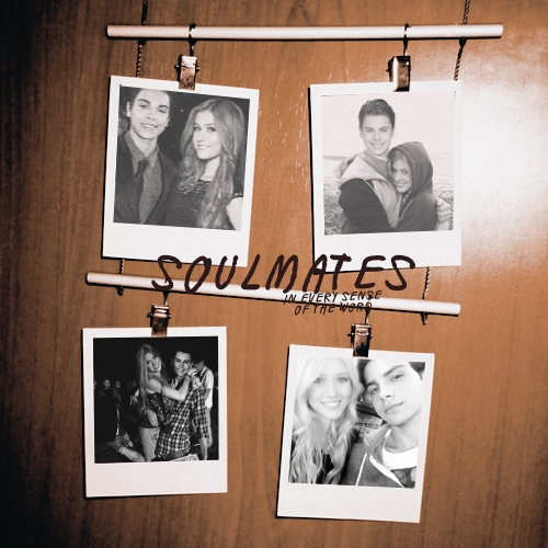 soulmates (in every sense of the word)
