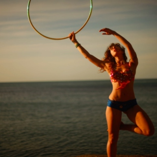 Cosmic Flow Hooping