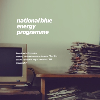 National Blue Energy Programme