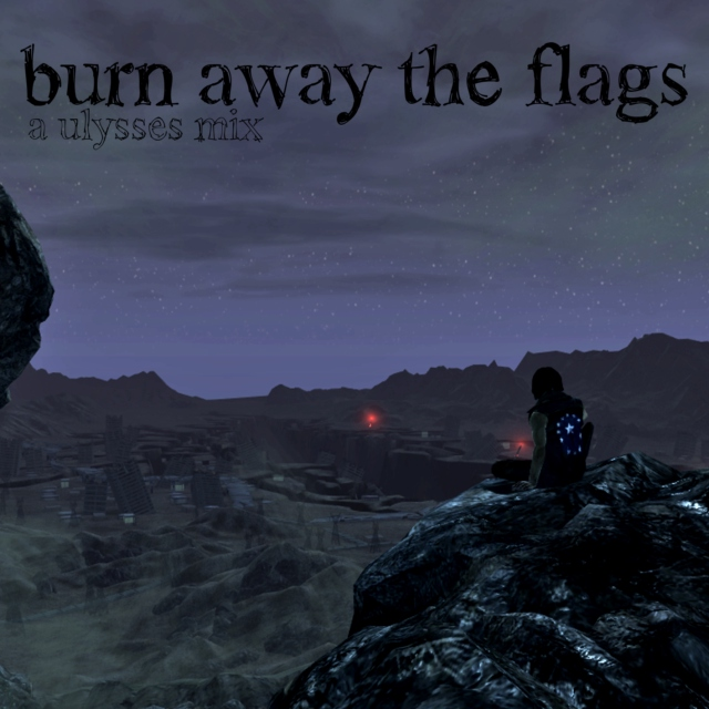 Burn Away the Flags
