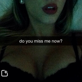 do you miss me now?