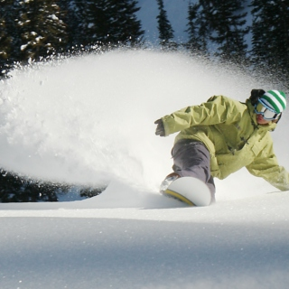 My Ultimate Powder Day mix