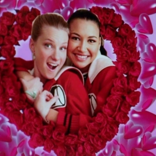 Santana and Brittany's Infinite Playlist
