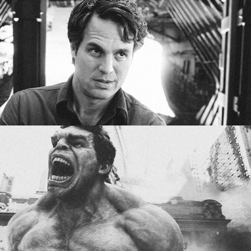 exposed | [bruce banner]
