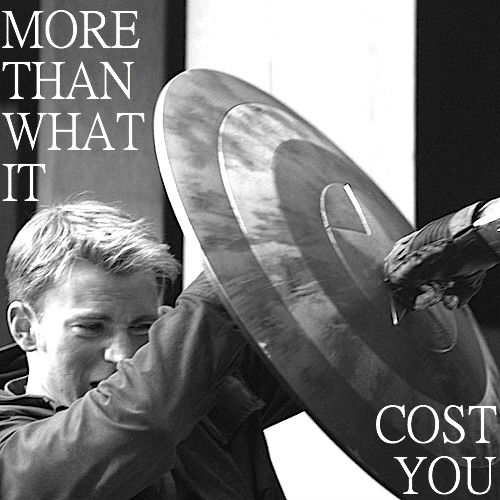 more than what it cost you // stucky