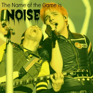 Poison + Ghoul: The Name of the Game is NOISE