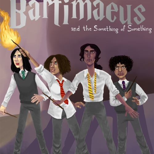 Bartimaeus and the Something of Something (Book 1)