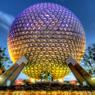 EPCOT - Future World (East and West)