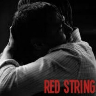 You're a red string